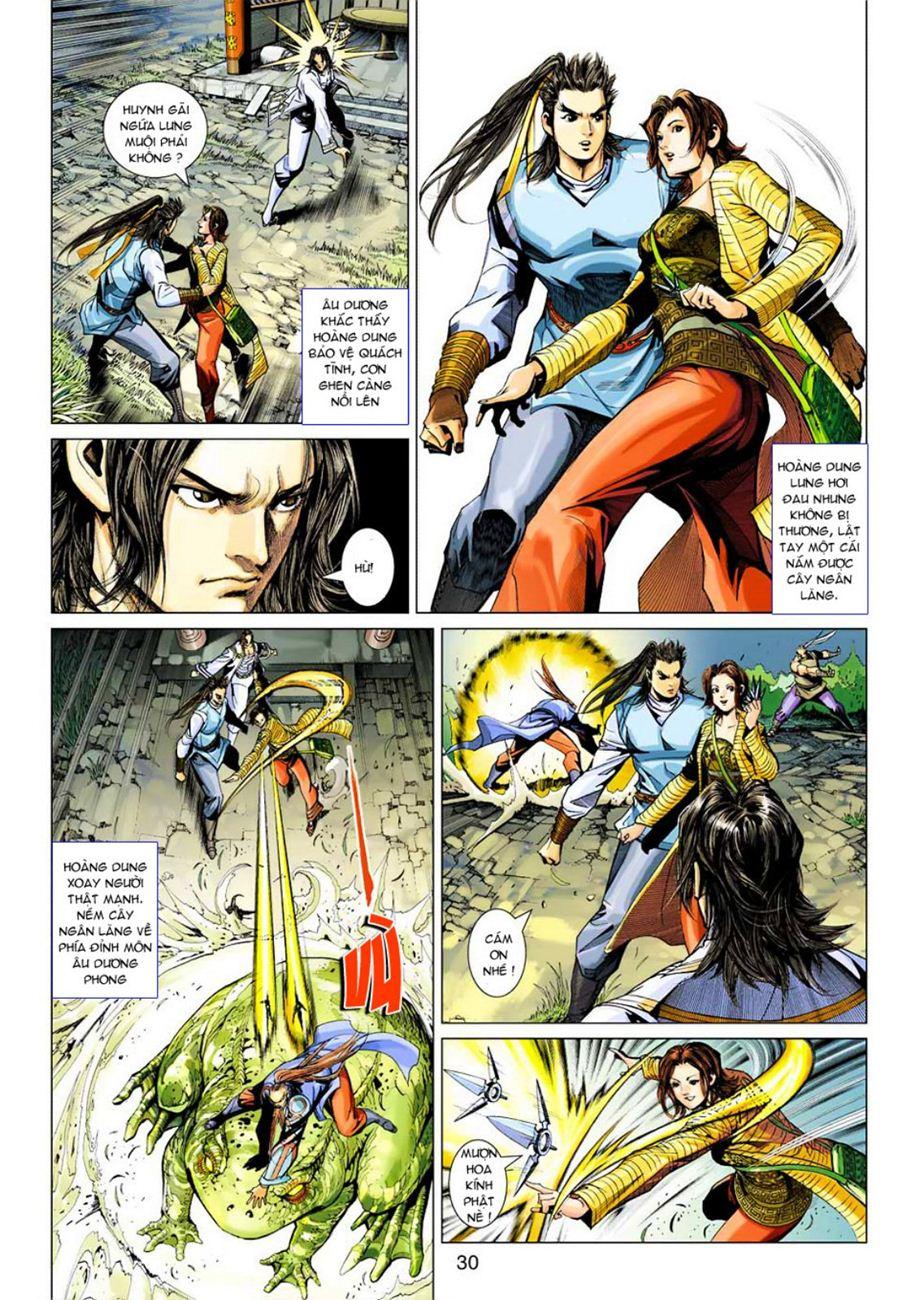 Anh Hùng Xạ Điêu anh hùng xạ đêu chap 45 trang 30