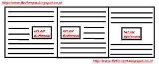 Cara Menghilangkan Iklan di Template Blog - BeHangat.Net