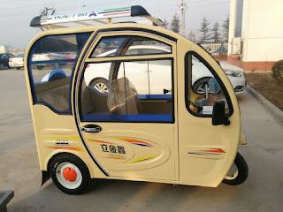 solar rickshaws in periyar tiger reserve