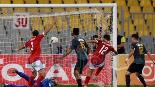 ملخص نتيجة الأهلي والترجي التونسى في دوري الأبطال انتهت بالتعادل 2-2