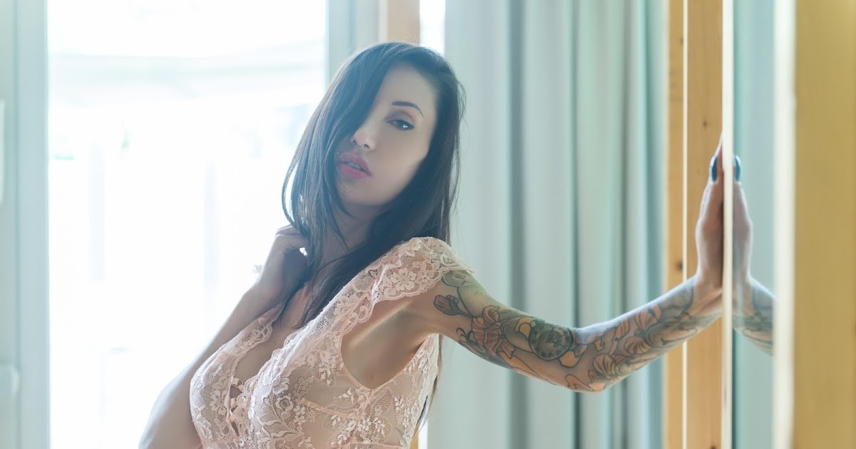 suicide girl wild nature