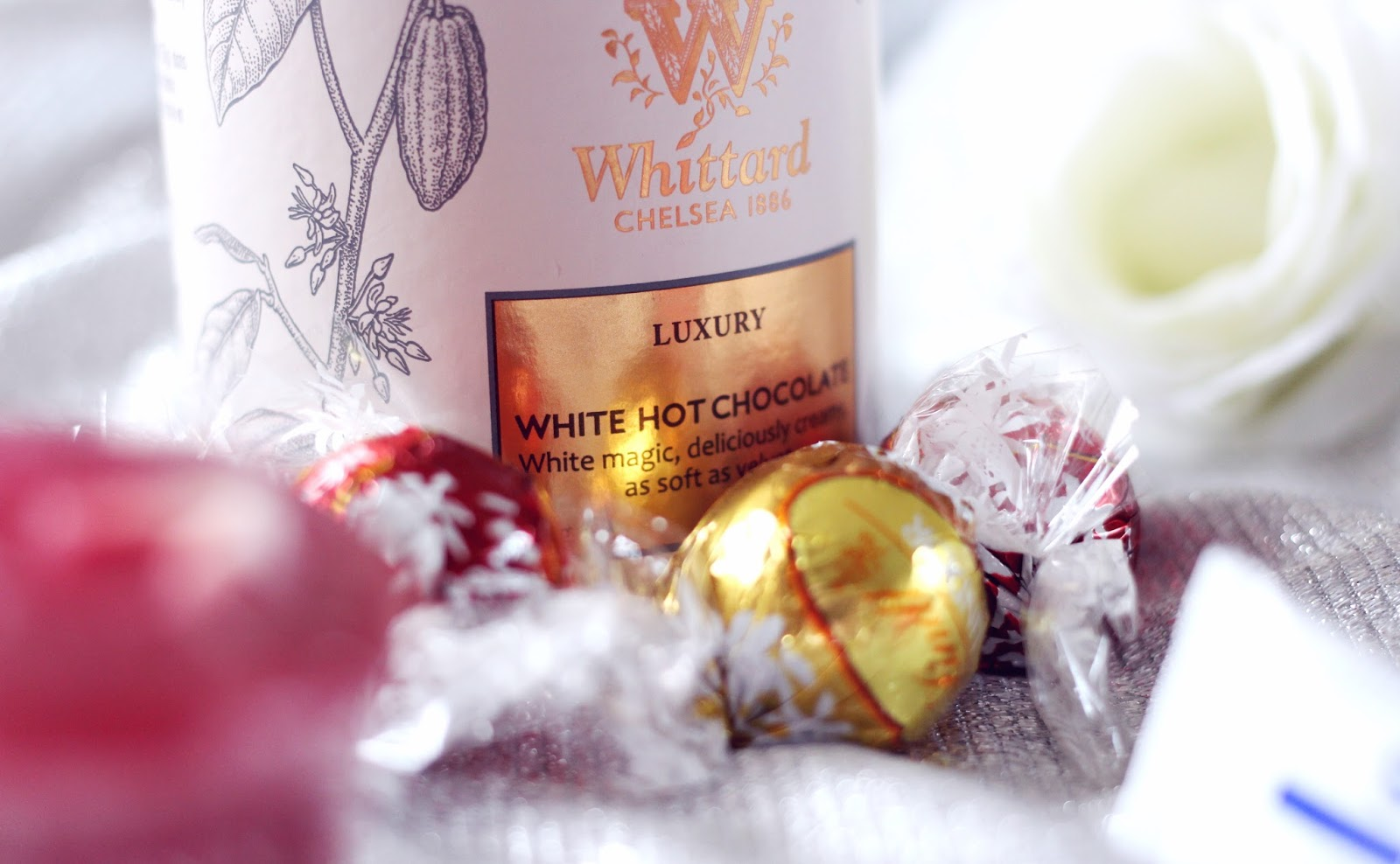 Whittard White Hot Chocolate