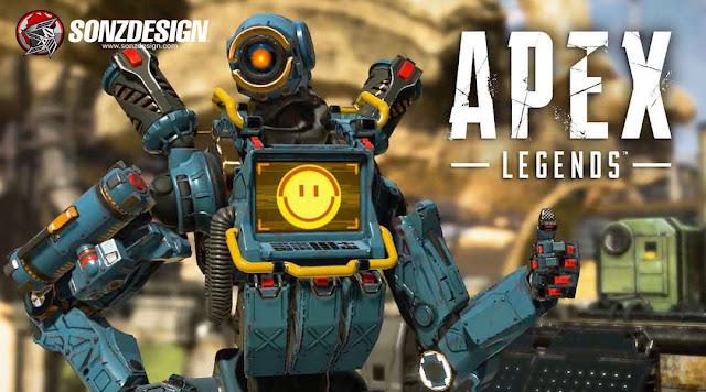 Pemula? Kenali dulu 8 Karakter Apex Legends ini!