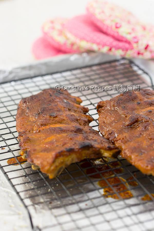 Smoky BBQ Pork Ribs Instant Pot02
