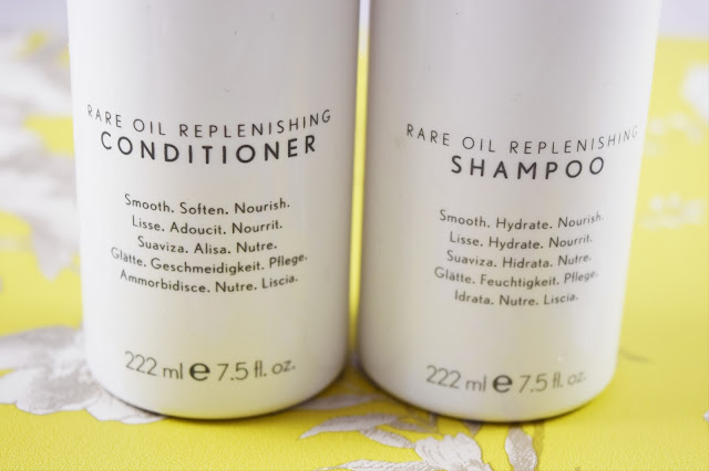 Paul Mitchell MarulaOil Shampoo & Conditioner