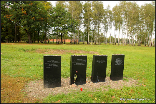 Ash Pits where ashes from the Crematorium III was dumped, Auschwitz II (Birkenau)