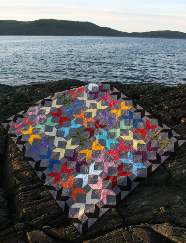 Love Birds quilt pattern | DevotedQuilter.blogspot.com