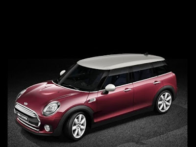 all new 2016 MINI Clubman exterior image