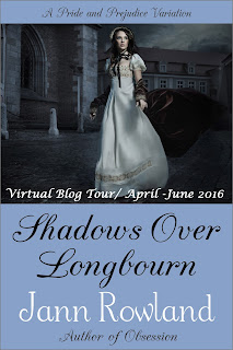 Blog Tour: Shadows Over Longbourn by Jann Rowland