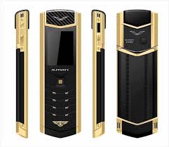 Spesifikasi Hape Mewah MParty LT2 Luxury Phone