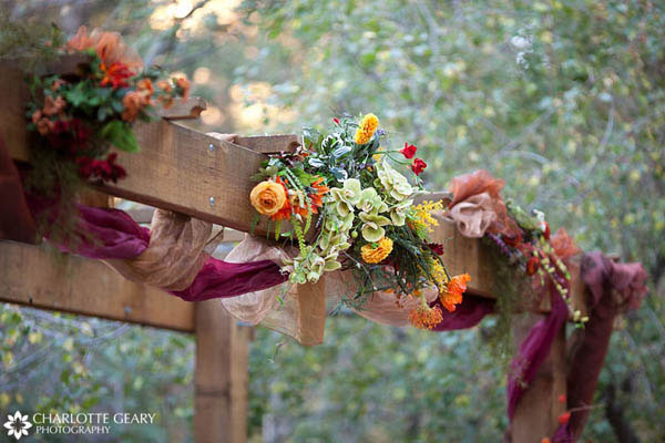 Beyond The Aisle: Inspiration For A Traditional Fall Barn