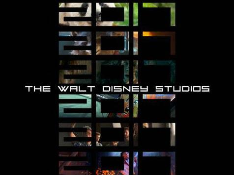 Disney Studio Motion Pictures Slate for 2017