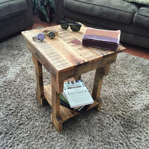 Do It Yourself Furniture Ideas: 22 Simply Clever Homemade Pallet Furniture Designs To