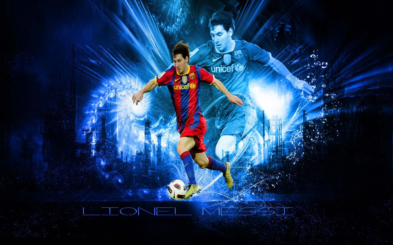 L Messi New HD Wallpapers 2013-2014