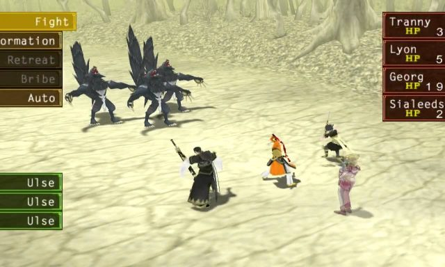 Suikoden V PS2 GAME ISO Gameplay 1