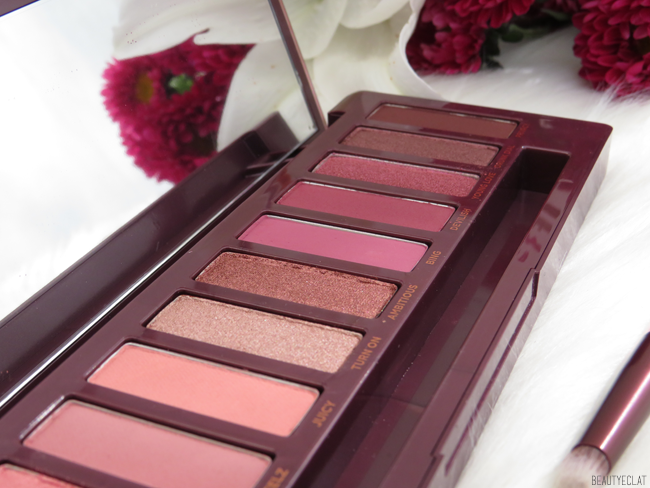 urban decay naked cherry tenue fards
