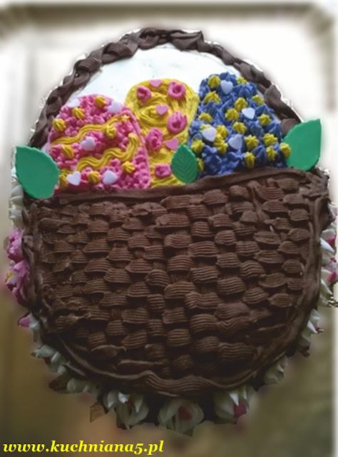 Wielkanoc, torty