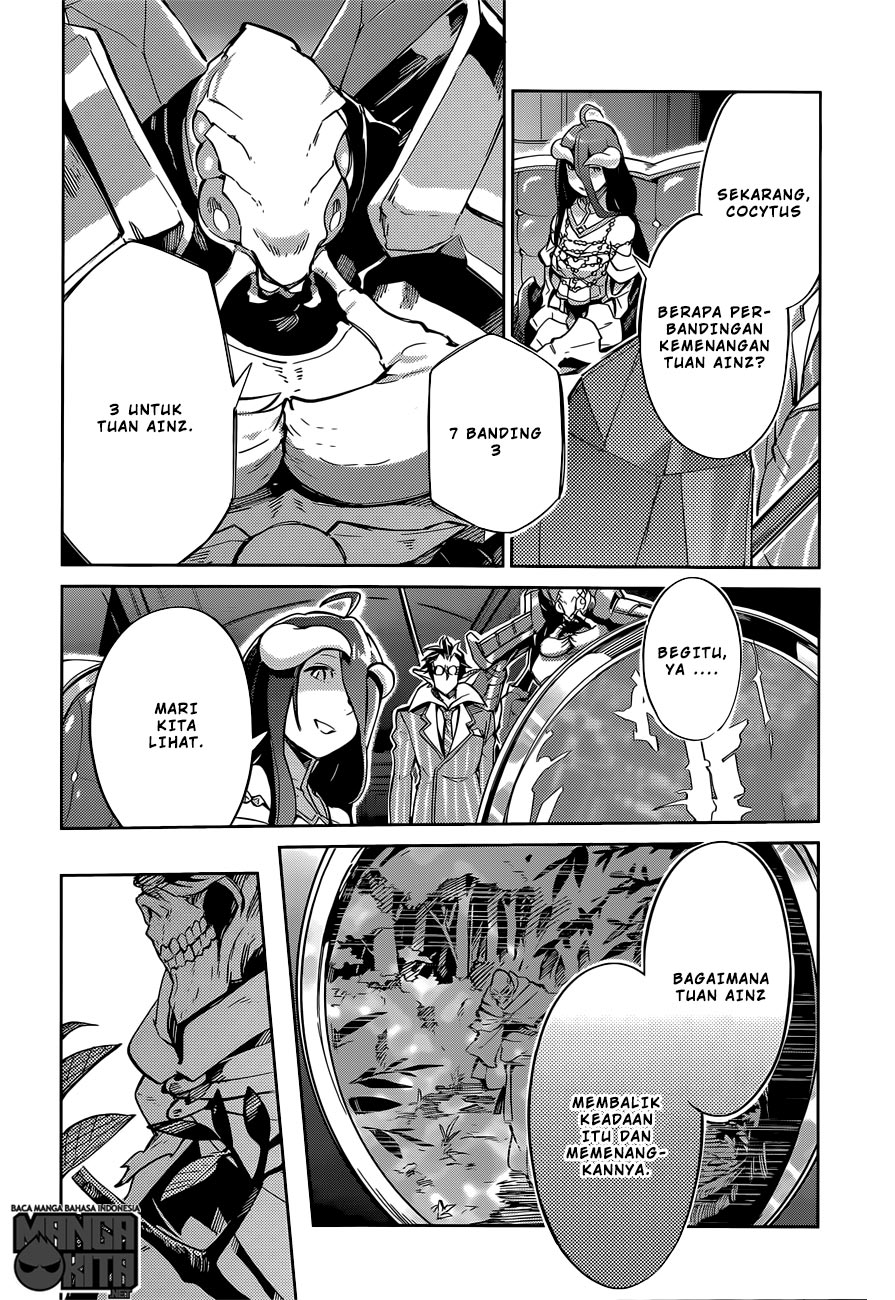 Overlord chapter 13 Bahasa Indonesia