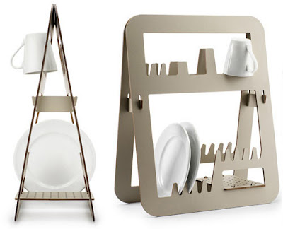 Creative Dish Drainers and Modern Dish Racks (15) 2