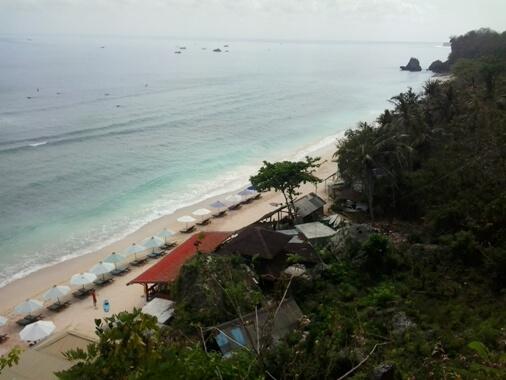 Padang Padang Original Beach Bali