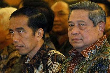 Jokowi akan Hentikan Sementara Proyek Infrastruktur, SBY: Saya Sudah Ingatkan Sejak Lama
