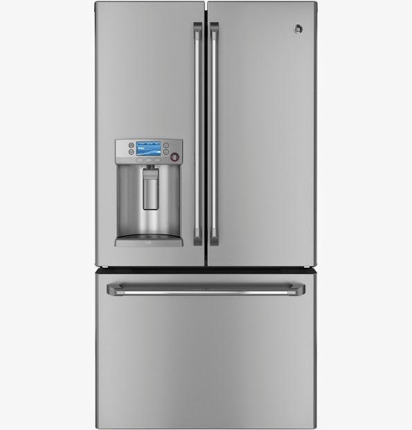 GE Cafe French Door Refrigerator