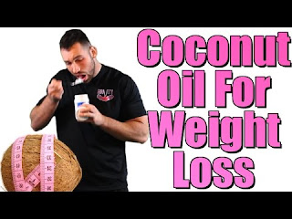 how can coconut oil help with weight loss