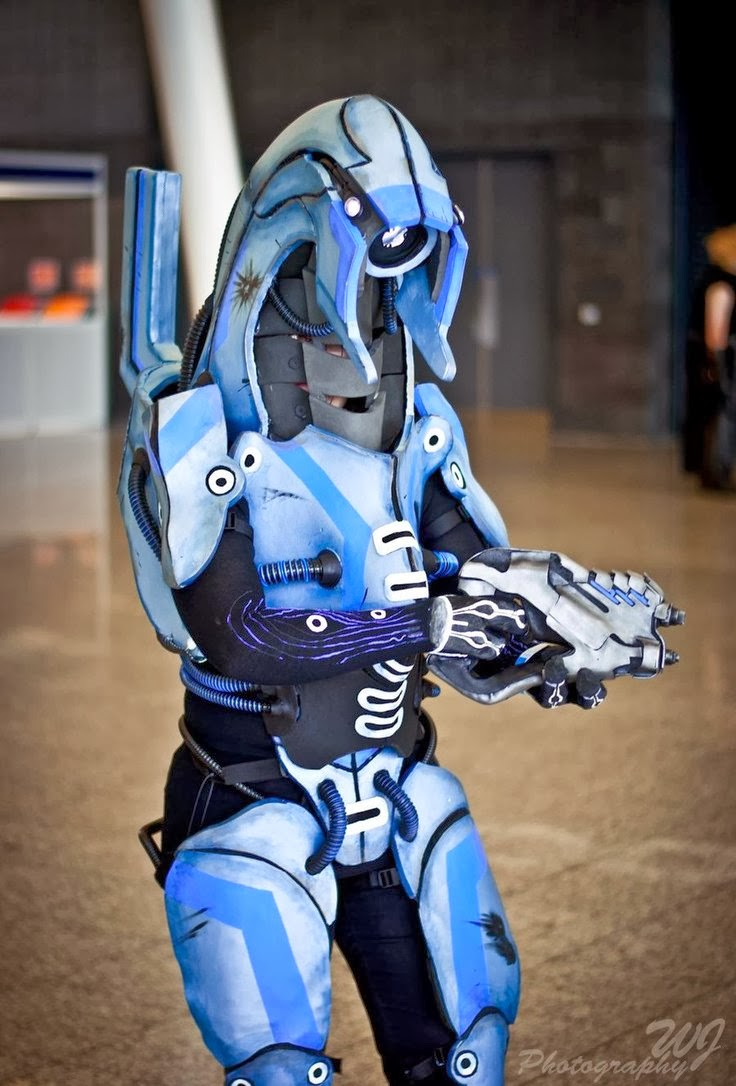 legion cosplay mass effect