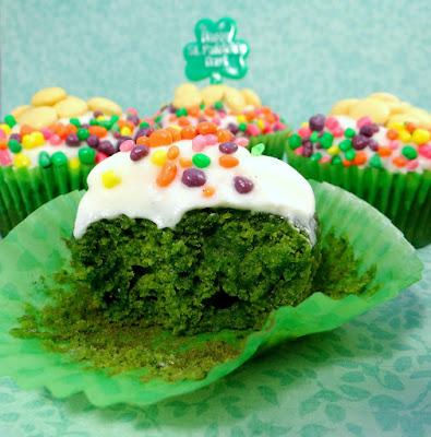 St Cupcake Decorations