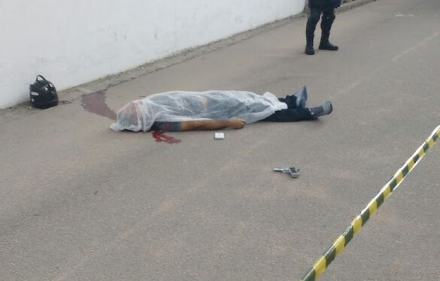 Guarda Municipal de Curitiba mata marginal que praticava assalto na região central
