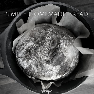 simple homemade bread recipe