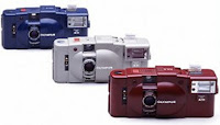 Olympus XA 3 Collection (1986)