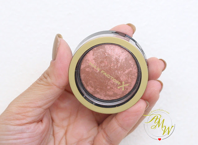 a photo of Max FactorX Creme Puff Blush in Alluring Rose