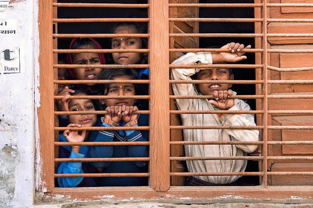 Volontariato a Calcutta