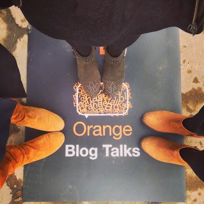 orange blog talks looks