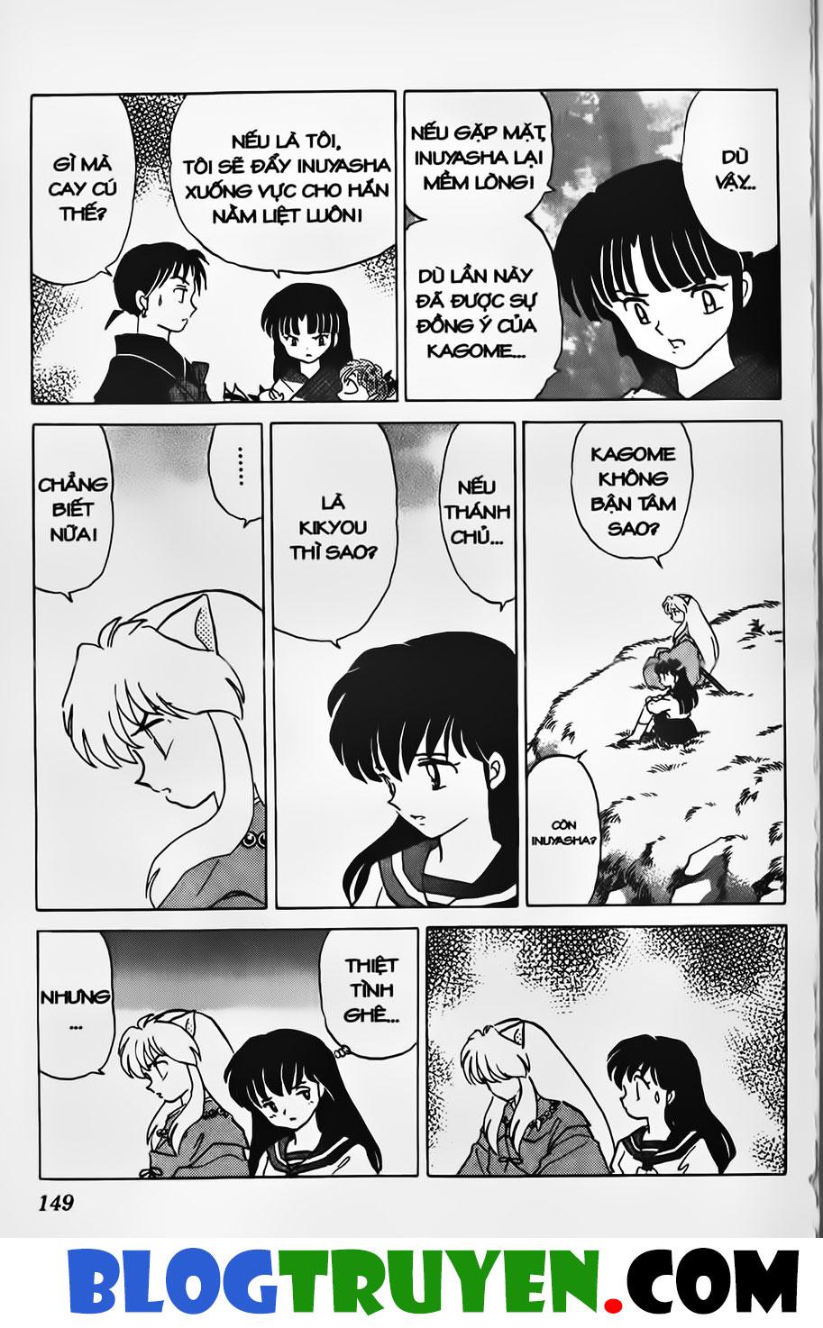 Inuyasha vol 31.8 trang 18