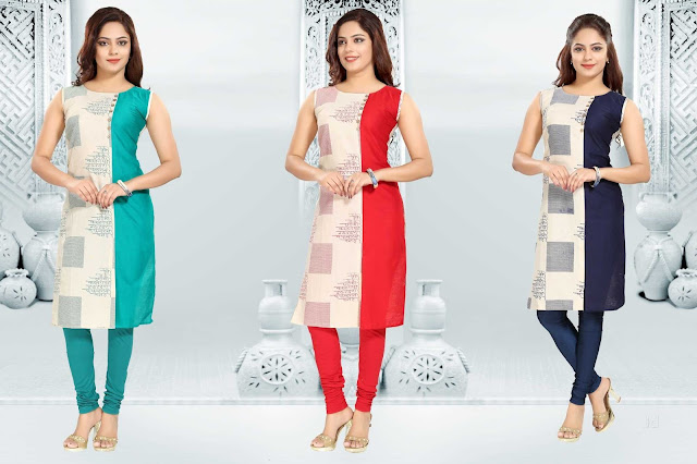 Improve the Beauty with the Best Design Kurti
