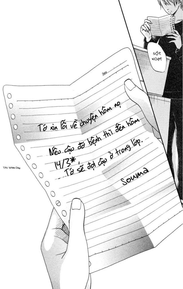100% Gokuama Kareshi! chap 4 - Trang 33