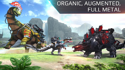 FULL METAL MONSTERS Apk + OBB for Android