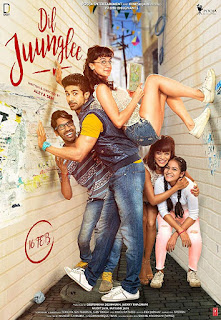 Dil Juunglee (2018) Hindi Movie HDRip | 720p | 480p