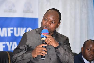 Ukiibiwa Mume au Mke wewe nipigie nitashughulika naye - RC Mbeya