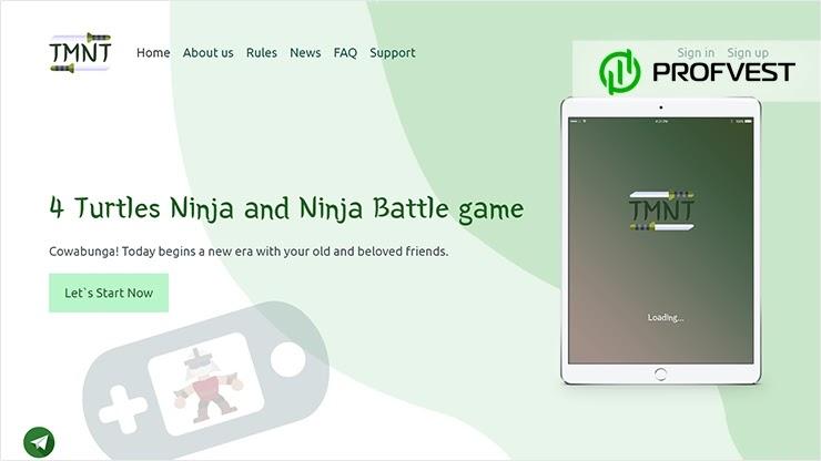 4 Turtles Ninja обзор и отзывы проекта