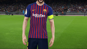 Kit pack season 18/19 for pes 2017 and pes 2018