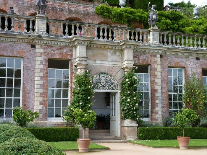 Los fascinantes jardines de powis castle en gales guia for Jardines barrocos