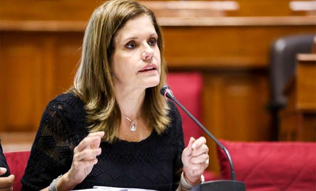 "Ni que ""llueva, truene o relampaguee"" se le permitirá el ingreso a Maduro a Perú advirtió ministra inca"