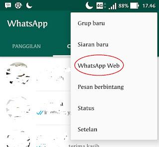 whatsapp di komputer tanpa bluestack
