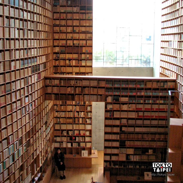 【司馬遼太郎記念館】被大作家收藏的2萬本書包圍著