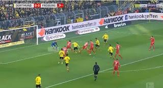 بالفيديو :  بوروسيا دورتموند يتعادل مع فرايبورج بهدفين لكل منهما السبت 27-01-2018 الدوري الالماني