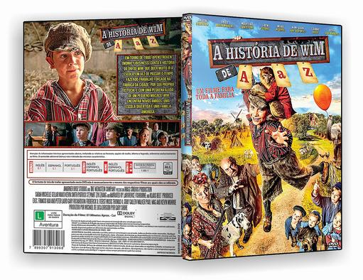 DVD-R A História de Win de A a Z – OFICIAL