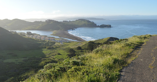 Rodeo Beach to Muir Beach, Marin Headlands | Trails of Arkansas
